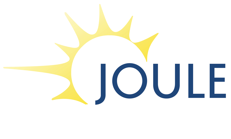 Joule Biotechnologies, Clean Tech, Cambridge, MA, logo design by Bartlett Interactive