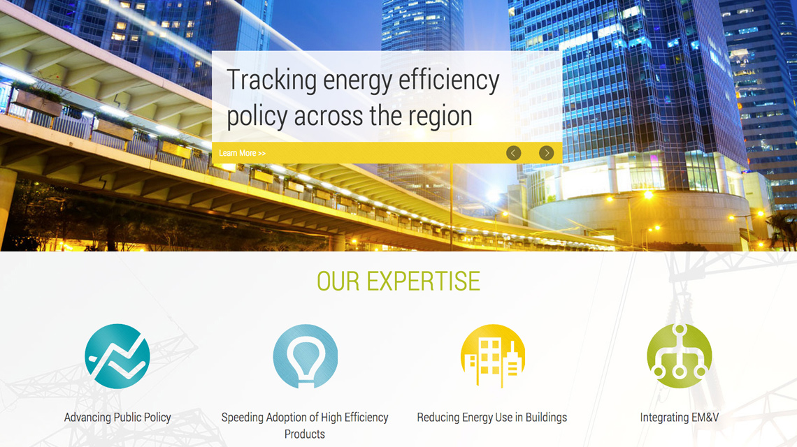 Northeast Energy Partnership website image