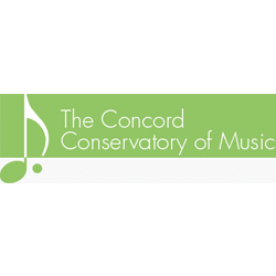 The Concord Conservatory of Music logo