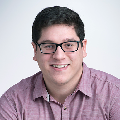 headshot of website developer
