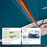 Zurn Yacht Design website image